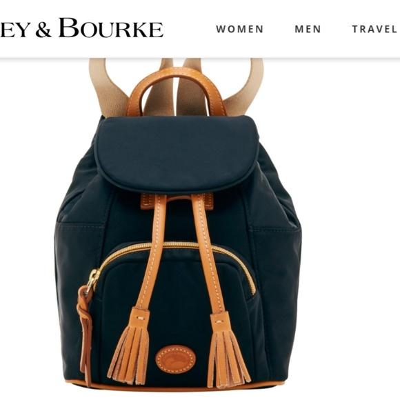 Dooney & Bourke Handbags - Dooney & Bourke Miramar Small Murphy Backpack